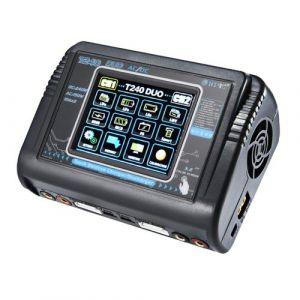 HTRC écran Susceptible Dual Channel RC Car batterie LiPo 1-6S Chargeur équilibreur_hailoihd75