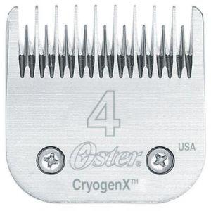 Tête de coupe Oster N4 9,5 mm pour tondeuse Oster Golden A5