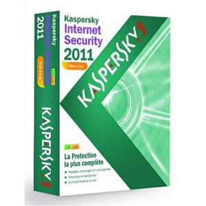 Kaspersky Internet Security 2011 version mise à jour