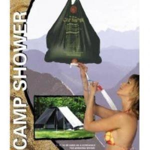 douche camping solaire 20 litres jardin neuve poche auto chauffante