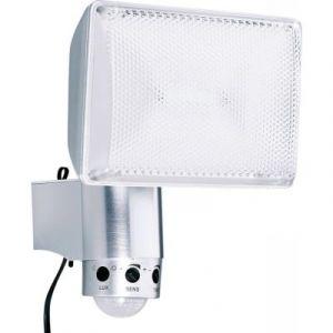Projecteur solaire en aluminium avec LED Highpower 6 W et détecteur PIR