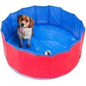 piscine baignoire pour chien ou chat pliable