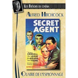 Les Trésors du cinéma : Alfred Hitchcock - Quatre de l'espionnage (Secret Agent)