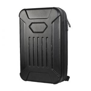 Noir PC Hard Shell Sac à dos Sac Pour Hubsan H117S Quadcopter_hailoihd419