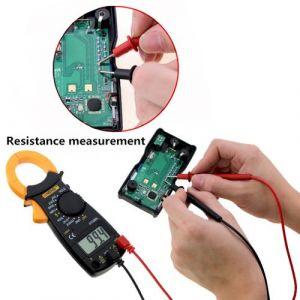 DT3266L Pinces multimètres numériques Résistance Courant Tension ampèremètre testeur H15
