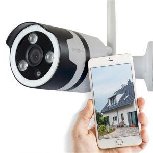 Caméra de surveillance extérieure Avidsen IP Wifi 720 P -