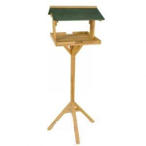 maison nichoir et mangeoire a oiseaux abris perchoir abreuvoir de jardin en bois