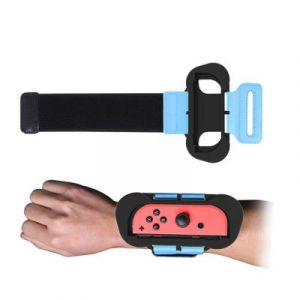 2PCS Just Dance Gauche Droite réglable Wristband N-Switch Gamepad JoyCon