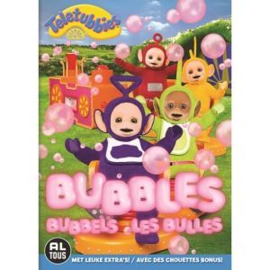 TELETUBBIES - BUBBLES-BIL