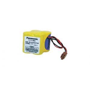 Pile spéciale lithium Panasonic BR2/3AGCT4A fiche mâle 6 V 2400 mAh 1 pc(s)