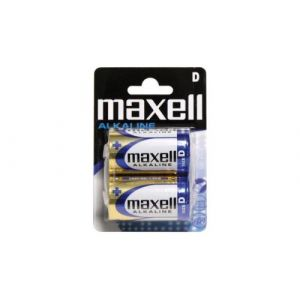 Maxell Alkaline Ace LR20 - batterie - D - Alcaline x 2