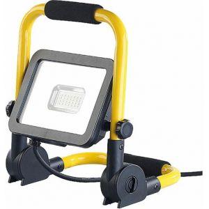 Projecteur de chantier LED professionnel 1800 lm / 20 W