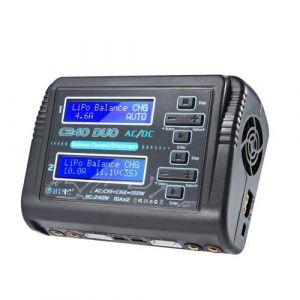 HTRC C240 ??Dual Channel RC Car balance batterie LiPo 1-6S intelligent Chargeur de batterie_hailoihd74