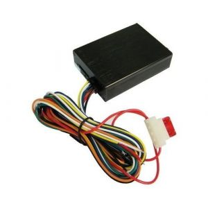 Traceur GPS/GSM/GPRS Véhicule Antivol Localisation Compteur Vitesse Alarme Noir