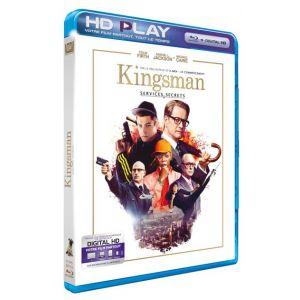 Kingsman Services secrets Blu-ray
