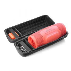 Housse / Étui Enceinte Portable pour JBL Charge 4 - Noir