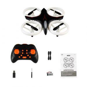 Mini Drone Mode Sans Tête Gyroscope À 6 Axes Multicolore MK44