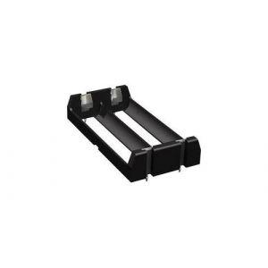 Support pile 2x 18650 Keystone 1049 montage THT (L x l x h) 77 x 40 x 15 mm