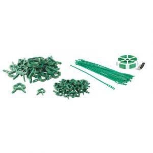 Kit de fixation pour plantes 71 pièces