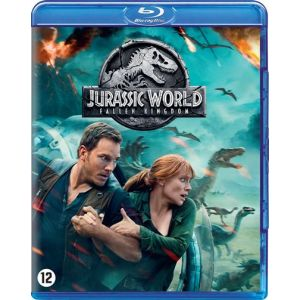 JURASSIC WORLD 2: FALLEN KINGDOM-BIL-BLURAY