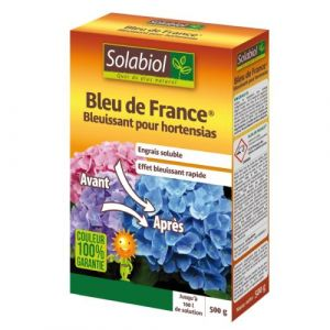 Bleu de France® - Engrais Bleuissant pour Hortensias