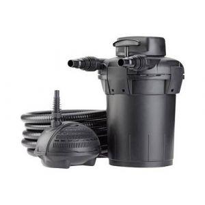 Filtre sous pression avec UV pour bassin de 10000 litres avec pompe