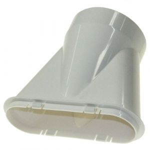 Embout raccord gaine Climatiseur TL1855 DELONGHI - 224144
