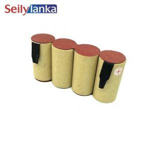 Batterie 3000mAh 4.8V Ni MH pour auto-installation CD pour karcher aspirateur balai K50 1.258-101.0