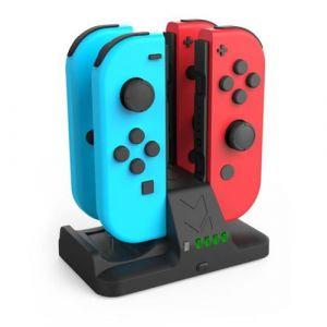 Station de recharge Nintendo Switch Subsonic pour Joy-Cons et Pro Controller