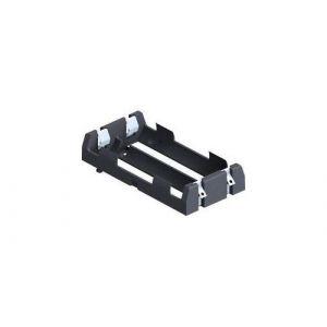 Support pile 2x 18650 Keystone 1047 connexion à souder (L x l x h) 55 x 40 x 15 mm