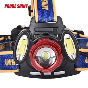 15000Lm 3x XML T6 LED Lampe frontale rechargeable phare 18650 tête lampe torche