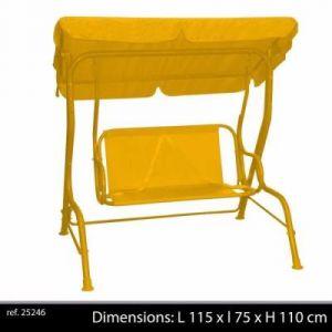 toile balancelle comparer 130 offres. Black Bedroom Furniture Sets. Home Design Ideas