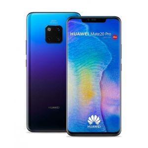 Huawei Mate 20 Pro Smartphone débloqué 4G (6,39 pouces - 128 Go/6 Go - Double Nano-SIM ou Nano-SIM + carte Nano-SD - Android) Violet