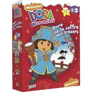 Dora l'exploratrice - Coffret 3 - Dora et le coffre aux trésors