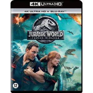 JURASSIC WORLD 2: FALLEN KINGDOM-BIL-BLURAY 4K