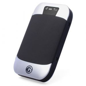 Mini Traceur Gps Antivol Voiture Camping Car Sos Micro Espion Gsm Noir Et Blanc - Yonis