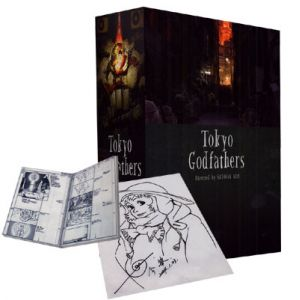 Tokyo Godfathers - Coffret Deluxe Ultimate