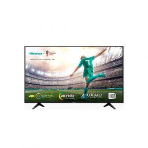 TV intelligente Hisense 55A6100 55 4K UHD DLED WIFI Noir