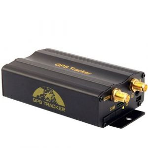 Traceur GPS voiture GSM GPRS Géolocalisation Temps réel Alarme SOS