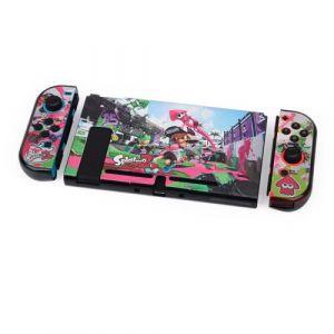 Coque de protection dure pour Nintendo Switch - Splatoon 15e anniversaire
