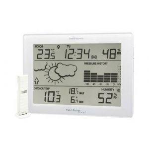 Station météo radiopilotée numérique Techno Line Mobile Alerts MA 10410