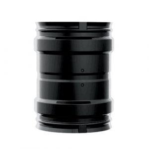 ISOTIP Adaptateur mâle/femelle pour tuyau APOLLO PELLETS Email 0,7 - 80 mm