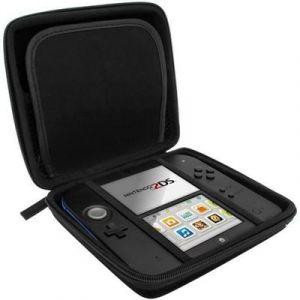Sac Pochette De Transport Coque Etui Protecteur sac de transport pour Nintendo 2DS - noir