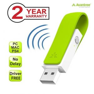 Adaptateur Bluetooth® 4.1 aptX Low Latency LEAF DG50