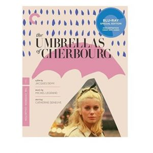 The Umbrellas of Cherbourg Blu-ray