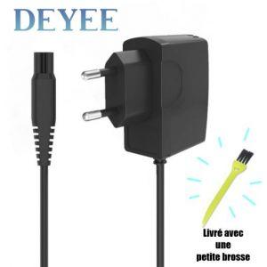Chargeur Rasoir électrique Adaptateur Secteur DEYEE pour Philips Beard Trimmer 7300 QT4050 QT4070