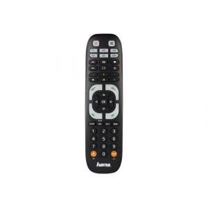 Hama Universal 6in1 - Télécommande universelle - infrarouge - noir