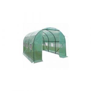 Serre de jardin tunnel 6m² 300 x 200 x 190cm