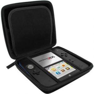 Sac Pochette De Transport Coque Etui Protecteur sac de transport pour Nintendo 2DS - rose