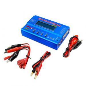 Nouveau iMAX écran B6 LCD numérique RC Lipo NiMh Chargeur équilibreur batterie whitebla29